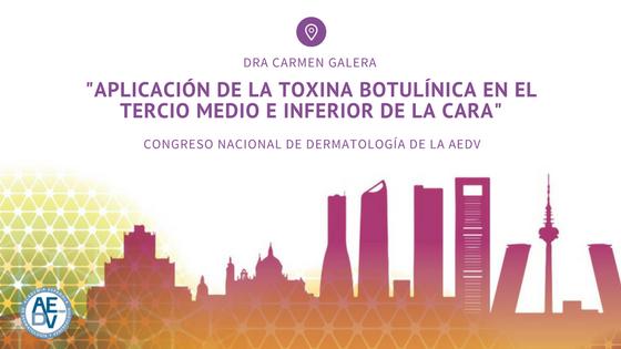 Toxina Botulínica en la Cara - Carmen Galera