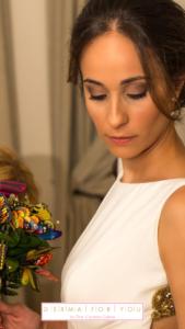 Maquillaje de bodas - Cristina Sanchez - Dermaforyou